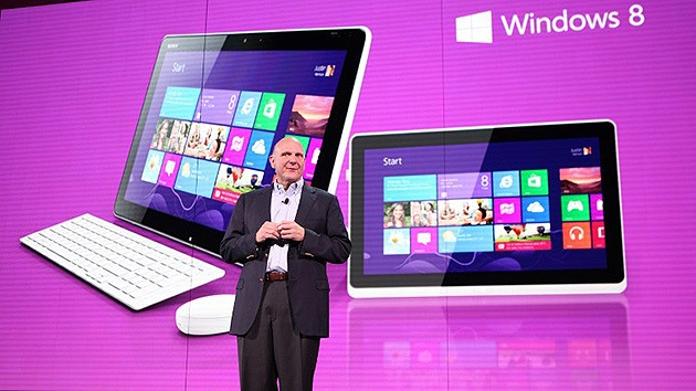 Los defectos de Windows 8 obligan a Microsoft a cambiar de rumbo