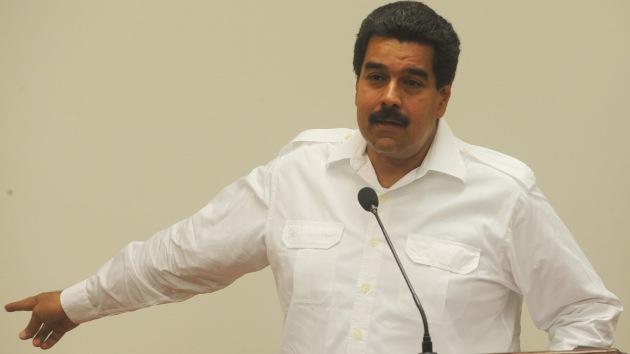 Maduro: Francia ha pedido disculpas a Evo Morales por el incidente con su avión