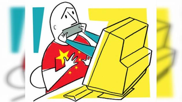 El Gobierno chino censura el 95% de los contenidos de Internet