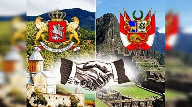 Perú se dirige  por el 'vellocino de oro'