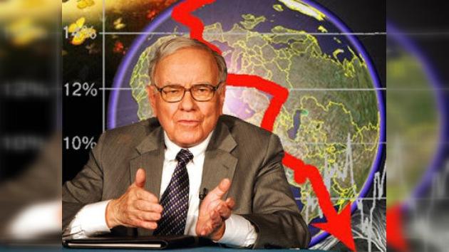 """Warren Buffett: """"Las agencias de calificación dejaron pasar la crisis"""""""