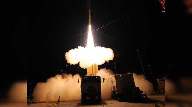 """EE. UU. pone a prueba su escudo con un test """"histórico"""": abatir 5 misiles de una tacada"""