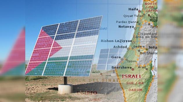 Generadores solares: nuevo motivo de discordia entre Israel y los palestinos
