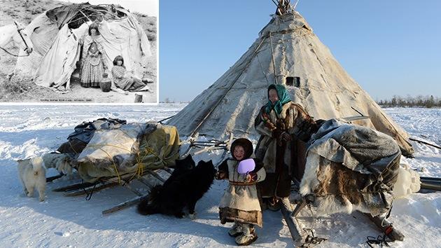 Científicos: Indígenas de América y Siberia hablaban la misma lengua