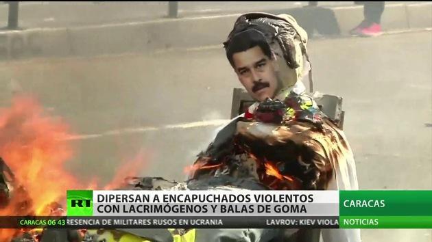 """Experta: """"EE.UU. está subsidiando el extremismo en Venezuela"""""""