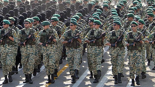 Irán podría enviar sus militares a Siria para ayudar a Al Assad