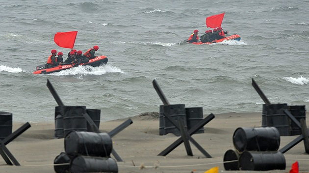 China estará lista para invadir Taiwán en 2020
