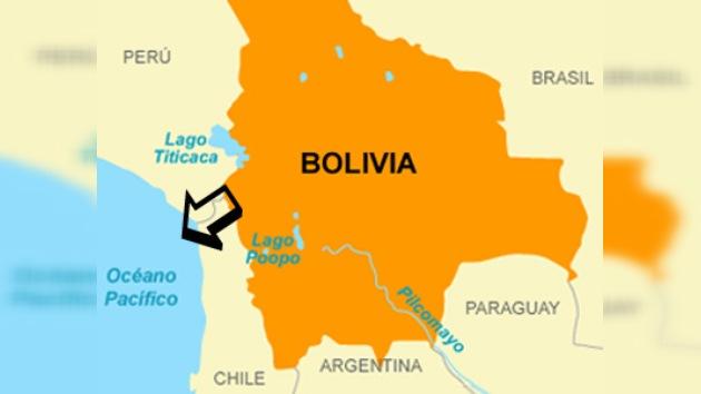 """Morales afirma que """"habrá novedades"""" en la demanda marítima con Chile"""