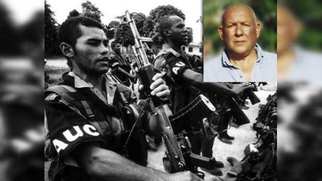 """Yair Klein, padre de los """"escuadrones de la muerte"""" colombianos - RT"""