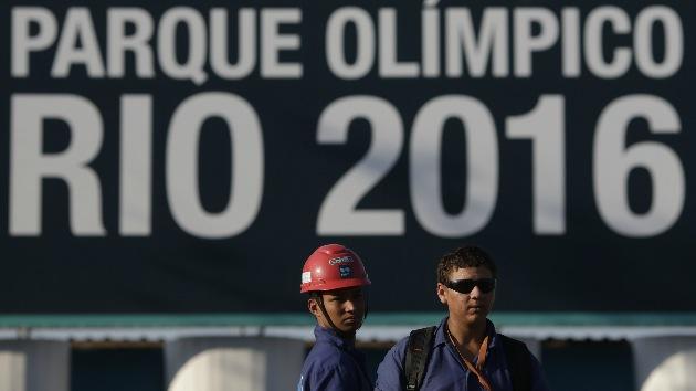 Las Olimpiadas de Río 2016, en 'offside': ¿Entra Londres en juego?