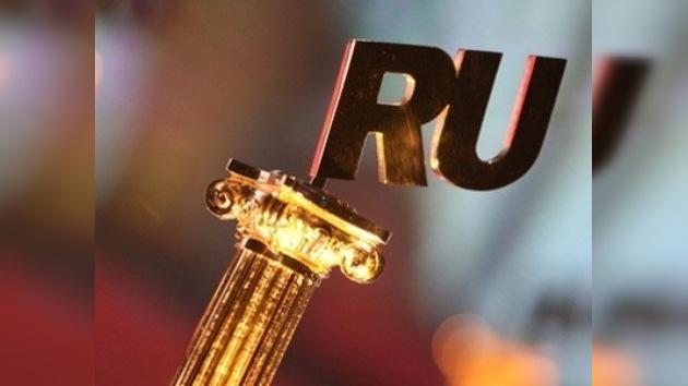 Nueva edición de los premios rusos a los mejores portales de Internet