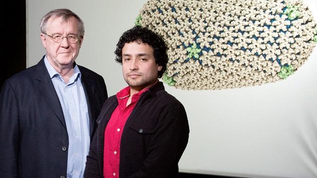Un supercomputador descifra parte de la estructura del VIH