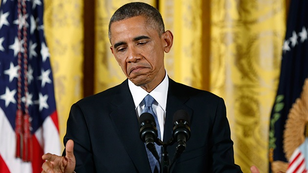 El amargo sabor de la derrota de Obama en la elecciones parlamentarias