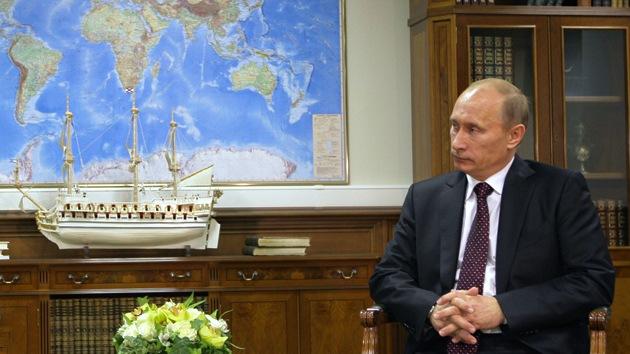 Versión completa de la entrevista a Vladímir Putin en vísperas de la gira a Latinoamérica