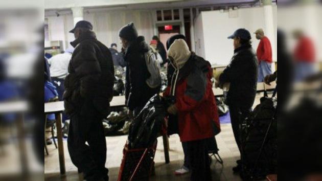 Platos vacíos: EE. UU. triplica a China en porcentaje de hambrientos