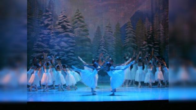 Niños canadienses comparten escenario con el Ballet de Cuba