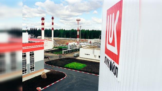 Lukoil recompra sus acciones a ConocoPhillips