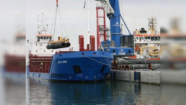 El Nord Stream limita el tráfico marítimo