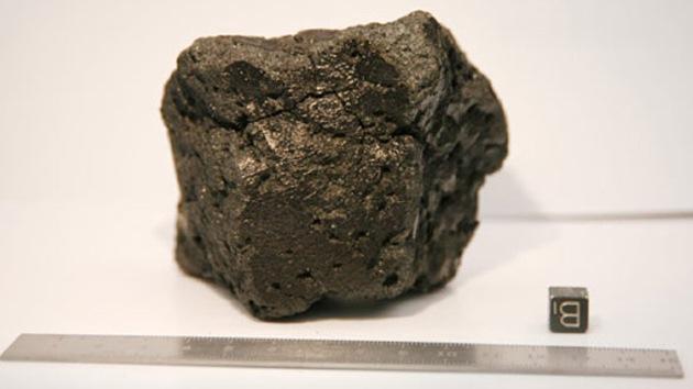 Un meteorito de la Antártida podría revelar los secretos de la vida en Marte