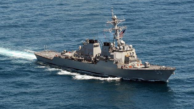 La Marina de EE.UU. encarga dos destructores clase Arleigh Burke