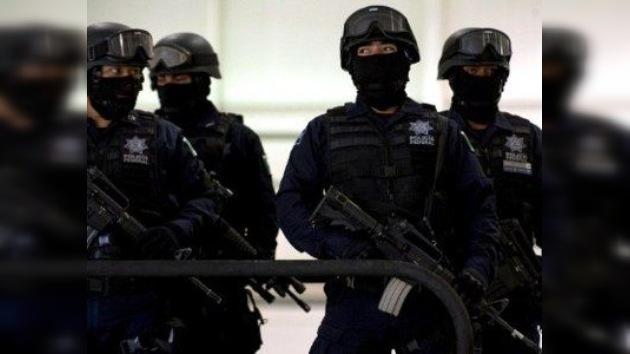 La Marina mexicana captura a uno de los fundadores de Los Zetas