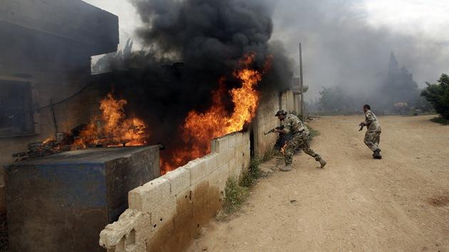 Filtran que Obama ha encargado al Pentágono un plan de acción militar en Siria