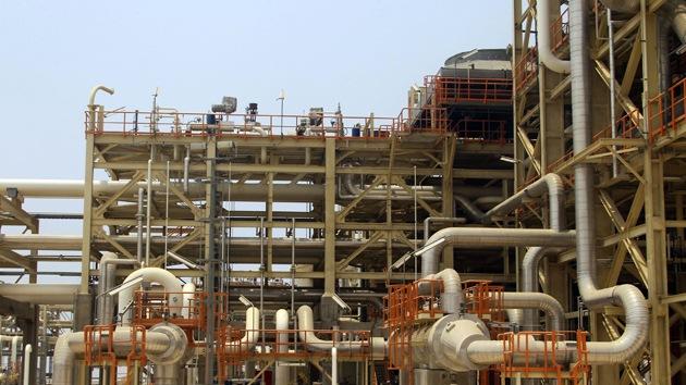 Más de 200 proyectos de gas y petróleo están en marcha en Irán