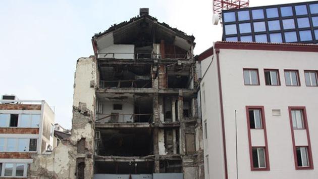Impactantes imágenes de un crimen de guerra cometido por la OTAN en Yugoslavia