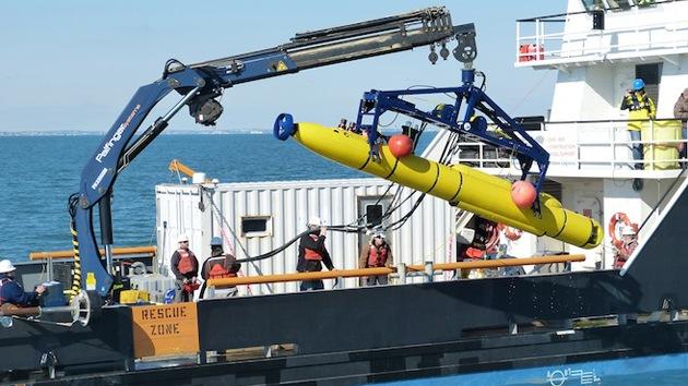 El Pentágono lanzará sus 'tiburones' a la caza de submarinos enemigos