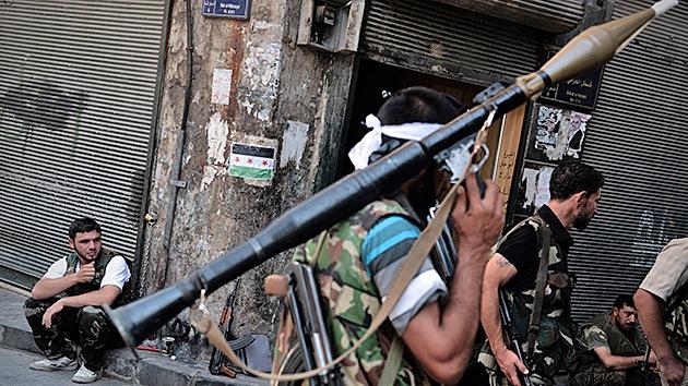 Los rebeldes sirios derribarán aviones comerciales que vuelen a Damasco y Alepo