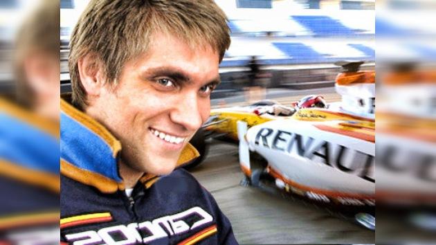 Vitali Petrov será el primer piloto ruso en la historia de la Fórmula 1
