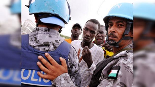 Cascos azules no abandonarán Costa de Marfil