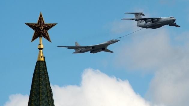 Rusia dotará a su Fuerza Aérea de misiles inteligentes