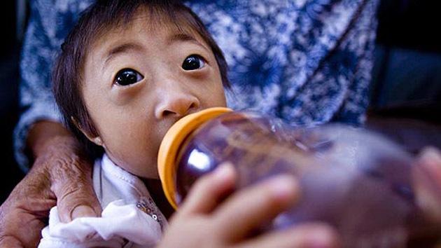 La niña más chica: 3 años y 54 centímetros