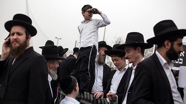 """""""Una comunidad ultraortodoxa judía es como la Edad Media, completamente aislada"""""""
