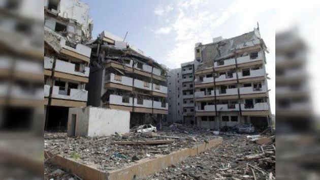 60 civiles muertos y 55 heridos: saldo de los bombardeos de la OTAN en Libia