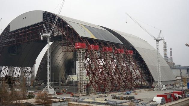 Chernóbyl refuerza las medidas de seguridad por una amenaza de bomba