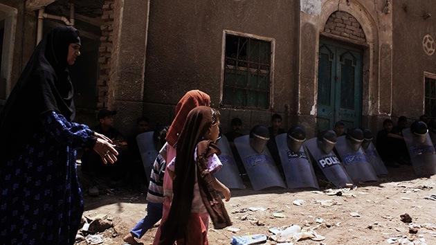 Los cristianos egipcios se sienten discriminados por el nuevo gobierno