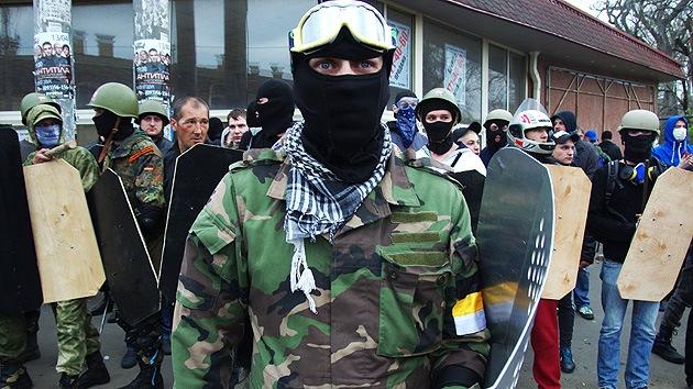 """Occidente arrastra a Rusia hacia la trampa ucraniana"""