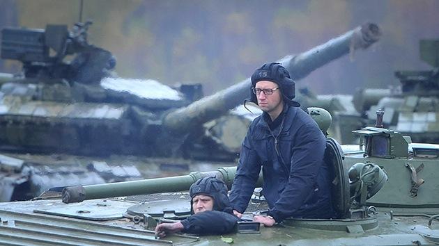 """Kiev ha violado gravemente los acuerdos de Ginebra"""