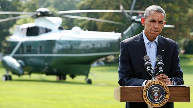 La élite política de EE.UU. vuelve a criticar a Obama