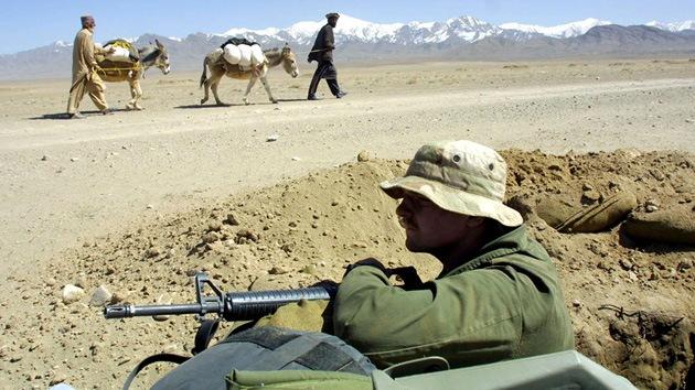 EE.UU. baja un grado al sargento que profanó cadáveres en Afganistán