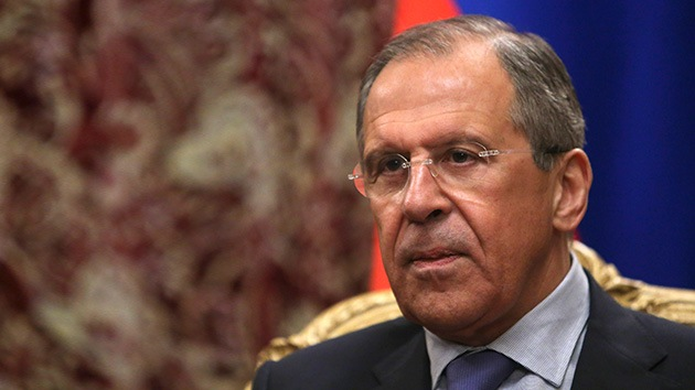 Lavrov: EE.UU. utiliza a Ucrania como un peón en el juego geopolítico