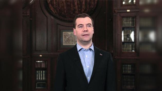 Medvédev: 'Se necesitan consolidar normas en el ámbito de energía nuclear'