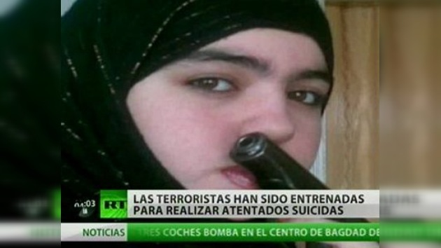 Revelado el nombre de una de las terroristas suicidas del metro de Moscú