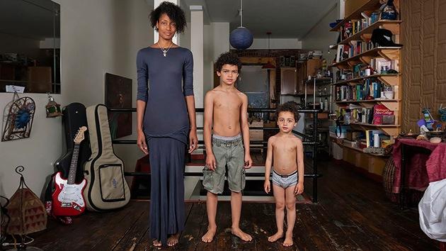 El fascinante retrato de familia del mestizaje