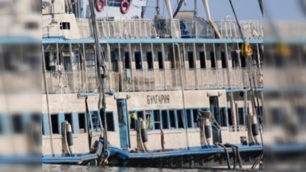 Finaliza la operación de búsqueda de cuerpos de pasajeros del 'Bulgaria'
