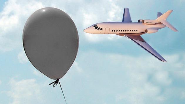 El mayor radar de Grecia se 'agarrotó' por un globo de helio