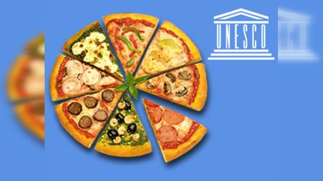 Italia quiere que la UNESCO reconozca a la pizza como patrimonio cultural