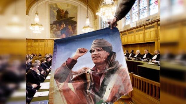 """Tribunal de La Haya: """"La muerte de Gaddafi podría ser un crimen de guerra"""""""